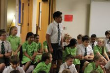 Year 6 Farewell Assembly 2017